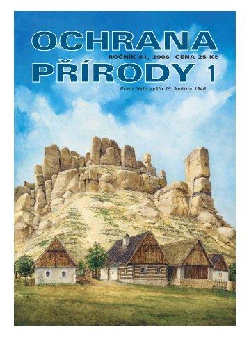 OP 1-06 - Geopark Český ráj