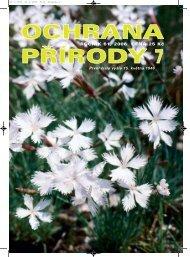 OP 7/2006 26.6.2006 8:12 Stránka 1 - Časopis Ochrana přírody