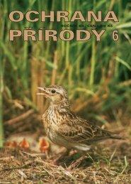 OP 6-05 - Časopis Ochrana přírody