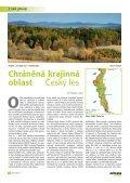 Záchranný program sysla obecného v ČR - Časopis Ochrana přírody - Page 4