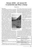 OP 10-05 - Časopis Ochrana přírody - Page 4