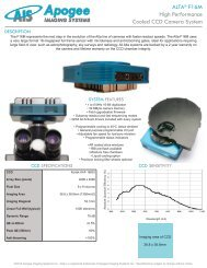 Alta F16M Specifications - Apogee Instruments, Inc.
