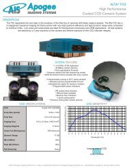 Alta F32 Specifications - Apogee Instruments, Inc.