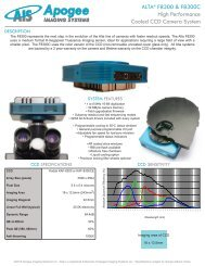 Alta F8300 Specifications - Apogee Instruments, Inc.