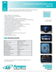 ALTA U9 - Apogee Instruments, Inc.