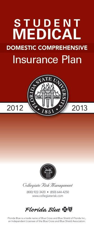 DOMESTIC COMPREHENSIVE - Collegiate Risk Management