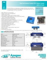 ALTA U16M - Apogee Instruments, Inc.