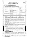 Bezpečnostní list - Page 2
