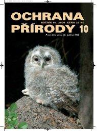 OP 10-06 - Časopis Ochrana přírody