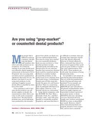gray-market - Valley Dental Supply