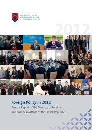 Foreign Policy in 2012