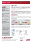 ABBYY Recognition Server™ 3.5 - Page 4