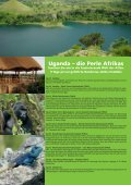 Uganda – die Perle Afrikas ab Euro 2.699,- - Page 2