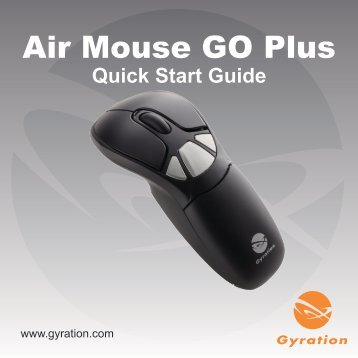 Air Mouse GO Plus