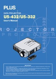 U5-432/U5-332 - Audio General Inc.