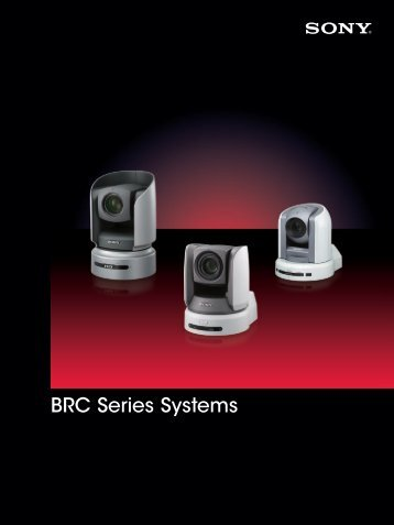 BRC Series Systems - Audio General Inc.