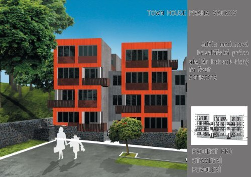 C. 1. Technická zpráva - ČVUT v Praze, Fakulta architektury