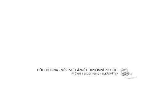 vytisklukas_portfolio - ČVUT v Praze, Fakulta architektury