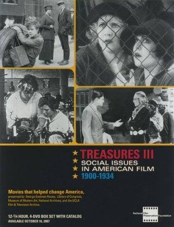Brochure (PDF) - National Film Preservation Foundation