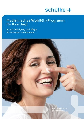 Medizinisches Wohlfühl-Programm für Ihre Haut - Heinz Stampfli AG