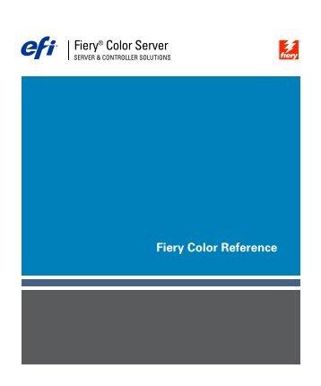 Fiery Color Reference - Kodak