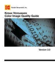 image quality guide.book - Kodak