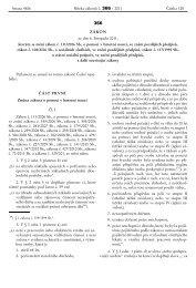 Zákon č. 366/2011 Sb. - Ministerstvo práce a sociálních věcí