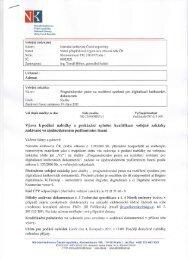 Výzva k podání nabídky - Národní knihovna ČR