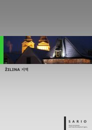ŽILINA 지역 - Sario
