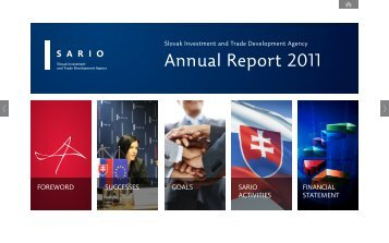 Annual Report 2011 - Sario