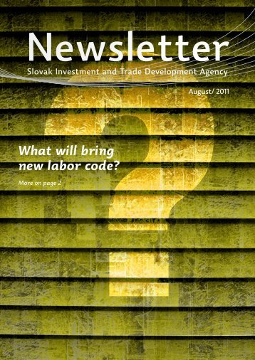 What will bring new labor code? - Sario