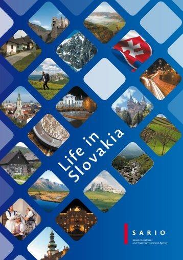 Life in Slovakia - Sario