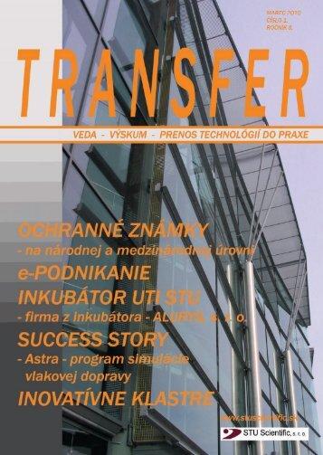 PDF Transfer marec 2010 - STU Scientific
