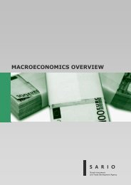 MACROECONOMICS OVERVIEW - Sario