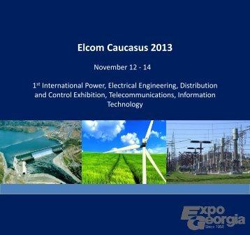Elcom Caucasus 2013 - Sario