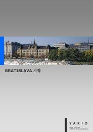 BRATISLAVA 지역 - Sario
