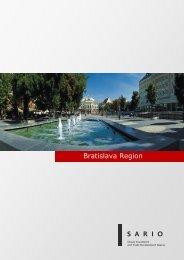Bratislava region (pdf, 390kB) - Sario
