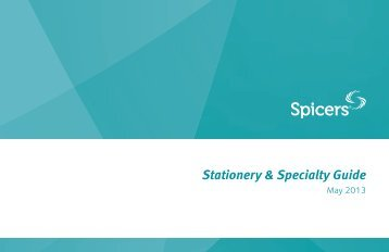 Stationery & Specialty Guide (EAST)