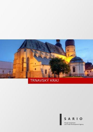 Trnavský región - Sario