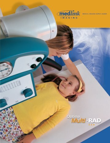 brochure - Custom X-Ray Digital Equipment