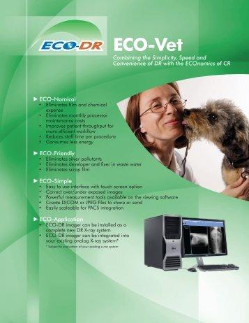 ECO - Vet - Custom X-Ray Digital Equipment