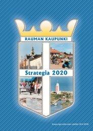 Tutustu kaupungin uuteen päästrategiaan - Rauma