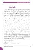Alueelliset työpajat luovien alojen kehittäjille - Rauma - Page 5