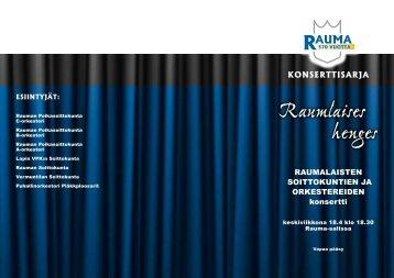 Ohjelma - Rauma