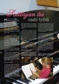 • Soittajan tie vaatii työtä • Raumalainen korkeakoulutus ja tutkimus ... - Page 6