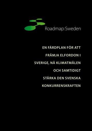 Pdf-dokument: Näringslivets färdplan för fler eldrivna bilar - Svt