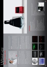 UVIsave HD2 - Thermo Fisher