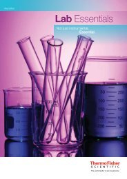 Lab Essentials - Thermo Fisher