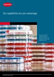 Download brochure - Thermo Fisher