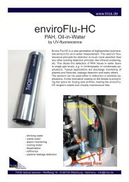 enviroFlu-HC PAH, Oil-in-Water - Thermo Fisher